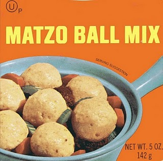 Matzo Ball Mix !