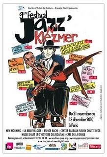 Jazz'n'Klezmer 2010 : une cuvée pétillante ! Part 1