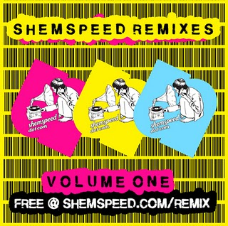 Le label Shemspeed offre 26 remixes !