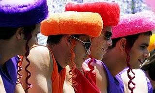 Du rififi à la Gay Parade
