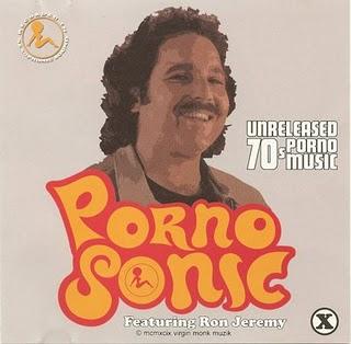 Photo de pochette du disque Porno Music Jewpop
