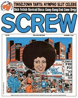 Couverture du magazine Screw Jewpop