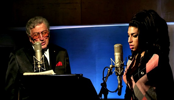 Amy Winehouse et Tony Bennett, duo corps et âme