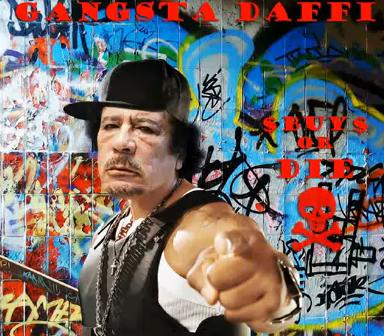 Khadafi's last dance