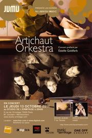 L'ARTICHAUT ORKESTRA : T for Teresa