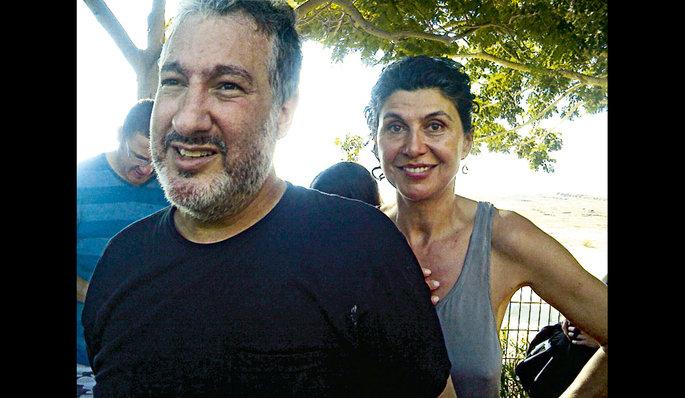 Le jour où je me suis mise toute nue pour Spencer Tunick en Israël