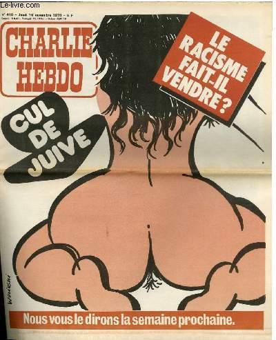 Nous sommes tous des Charlie Hebdo !