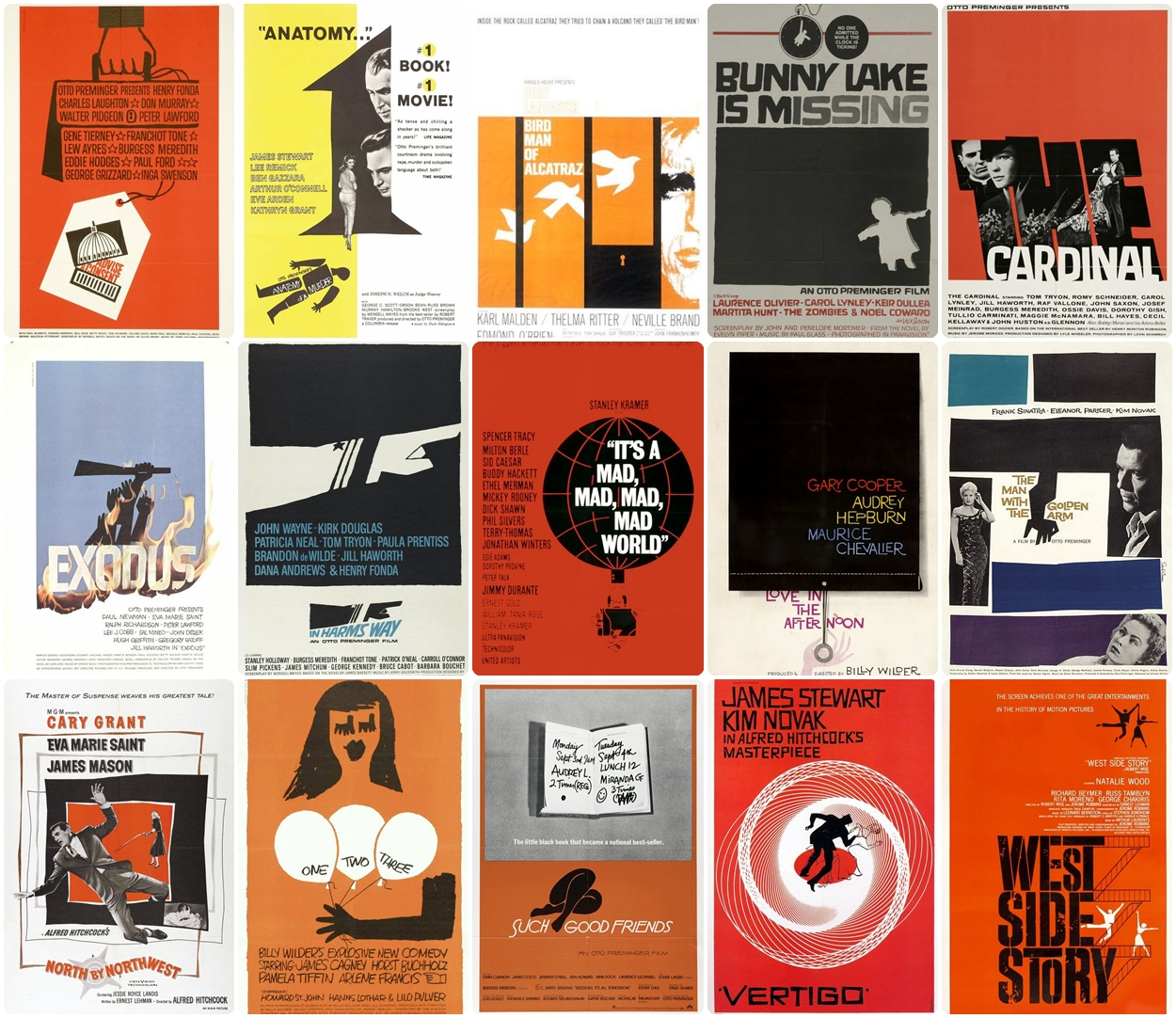 L'art de Saul Bass