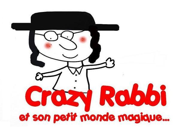 Crazy Rabbi et son petit monde magique / 8