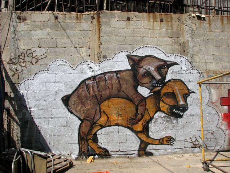 Tel-Aviv, une ville qui a du chien !