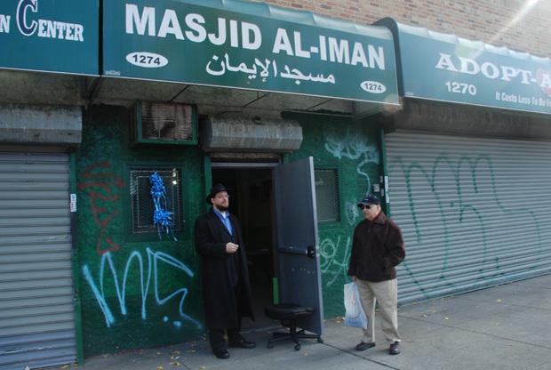 Dans le Bronx, une synagogue dans une mosquée