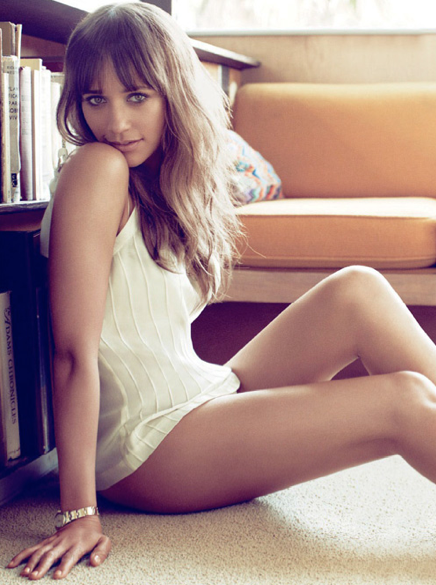 Rashida Jones : 50% black + 50% jew = 100% sexy !
