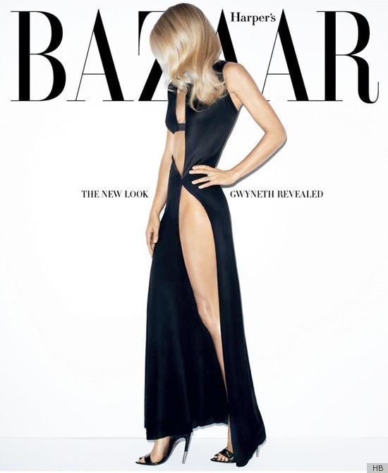Gwyneth fait son Bazaar !