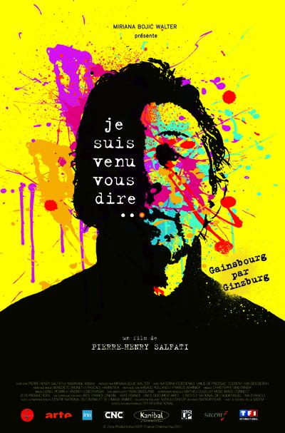 «Je suis venu vous dire» de Pierre-Henry Salfati : Et Ginzburg créa Gainsbourg