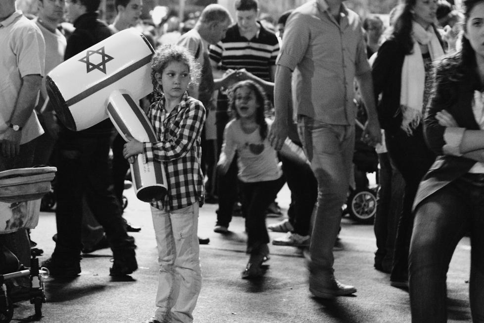 Nissim Sellam, un nouveau regard sur la rue israélienne