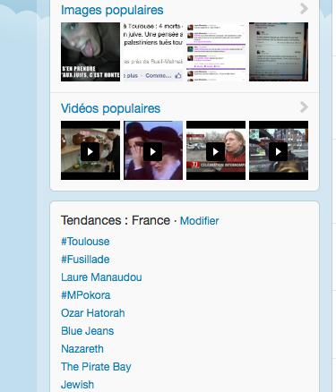 Tuerie de Toulouse : quand Twitter sert de défouloir antisémite