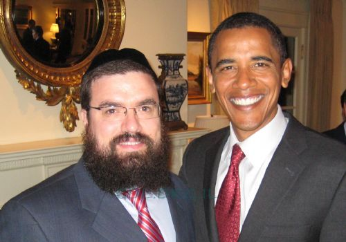 Obama 1 - mon rabbin... 0