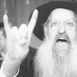La berakha du Rabbin