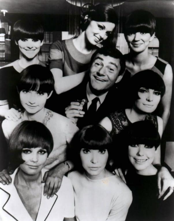 Vidal Sassoon, l'histoire extraordinaire d'un coiffeur juif