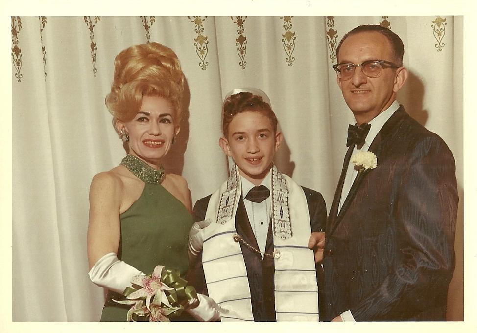 L'album de bar mitzvah