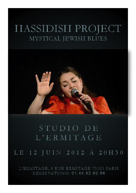 Miléna Kartowski Hassidish Project