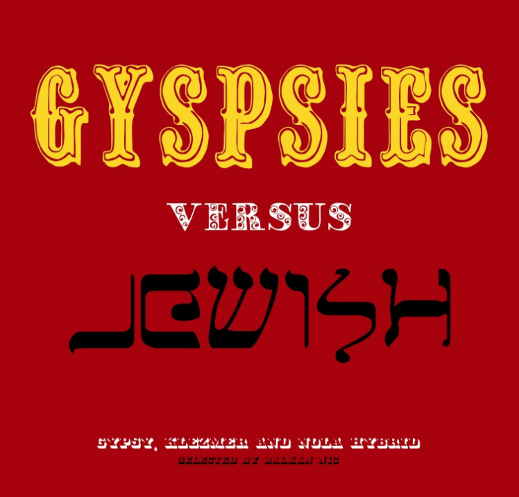 Gypsies versus Jewish