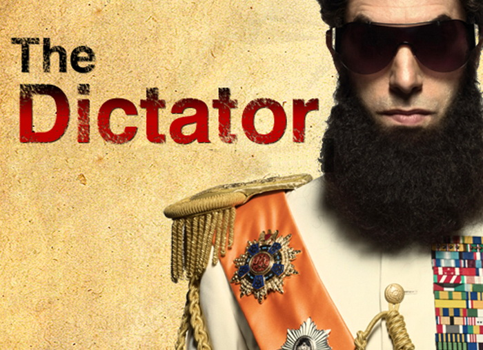 The dictator en VOSTFR