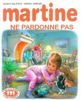 Martine fait Kippour