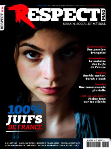 Respect Mag consacre son nouveau numéro aux Juifs de France. Interview de son directeur de la rédaction, Marc Cheb Sun