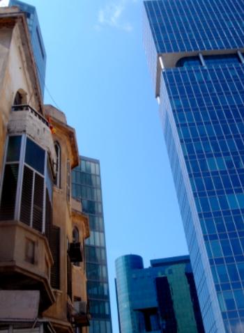 Sirènes à Tel-Aviv (1)