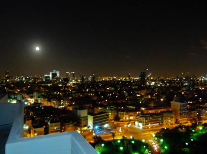 Tel-Aviv, après l'attentat
