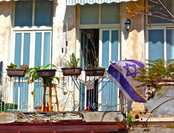 Trêve sur Tel-Aviv