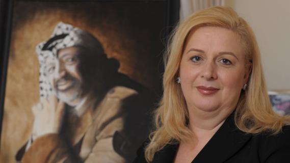 Quelques idées de reconversions pour Souha Arafat