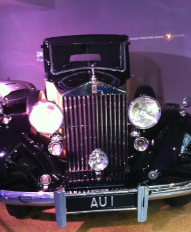 Le demi juif et la Rolls-Royce