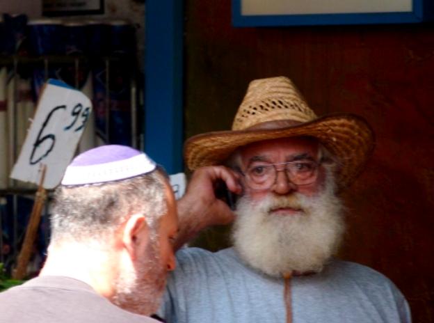 Père Noël Tel-Aviv