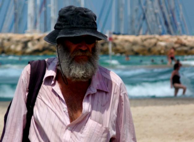 Père Noël Tel Aviv Jewpop