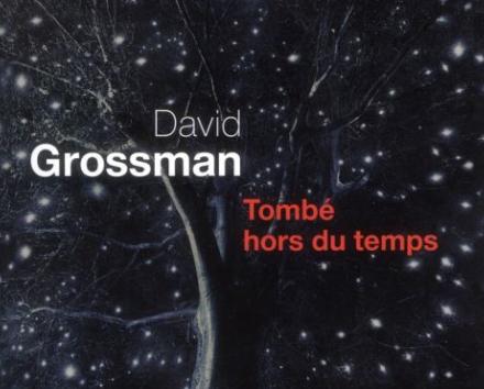 David Grossman est «tombé hors du temps»