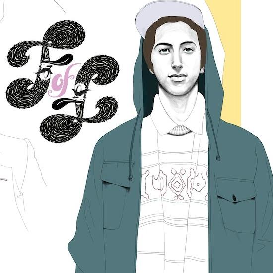 Shlohmo, blaze du shtetl pour DJ californien