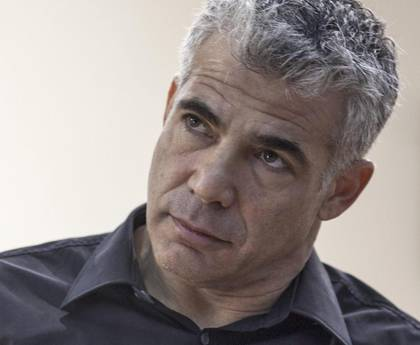 Yair Lapid, what else ?