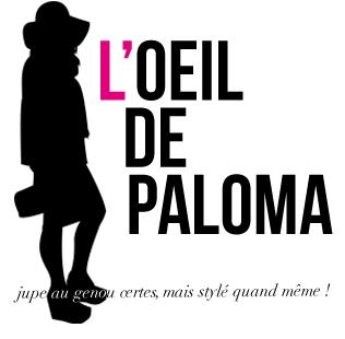 L'oeil de Paloma