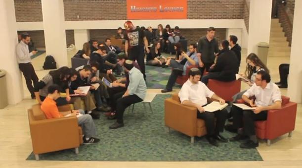 Jewpop vidéo : Harlem Shake à la Yeshiva University