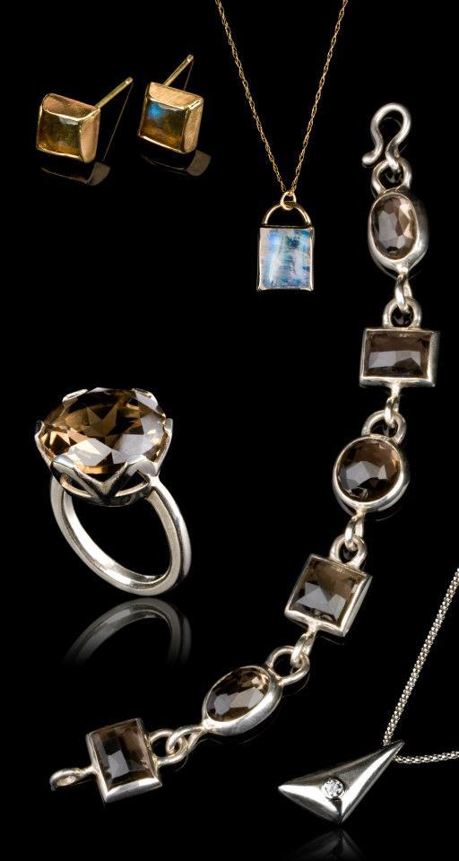 Les bijoux de Véronique Sprung-Levy
