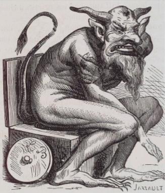 La quenelle de Belphégor