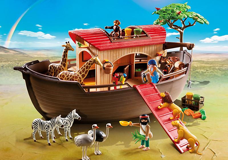 Lâche de Noé