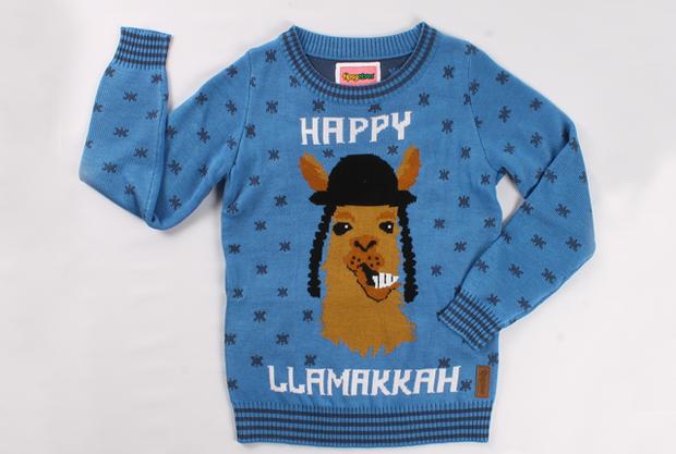 Hanouka-Pull-Lama-JewPop