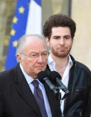 Roger Cukierman vise la présidence de l'UEJF