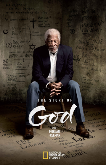 «The Story of God» : Morgan Freeman joue les guides des croyances pour National Geographic