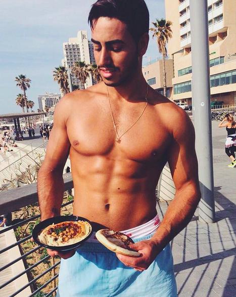 Bogosses et houmous, la recette israélienne qui fait baver sur Instagram