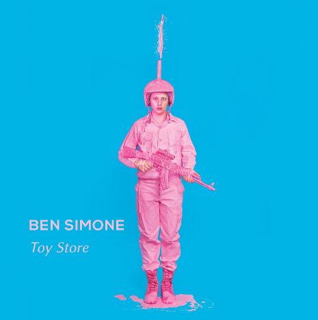 La pop ludique de </BR>Ben Simone