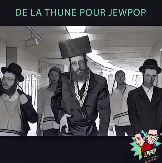 Les 8 bonnes raisons </BR>de participer à la campagne de crowdfunding Jewpop